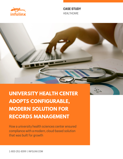 University Healthcare Case Study